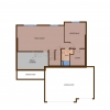 OneTenTen Homes Payton Platinum Lower Level Rendering